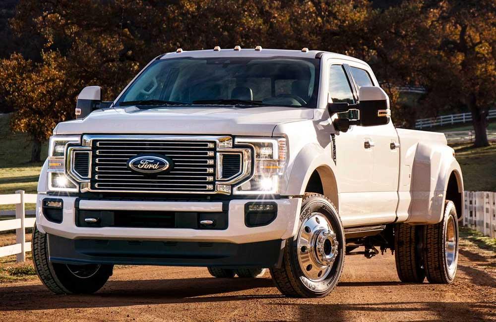 Ford Heavy Duty Truck Repair & Service