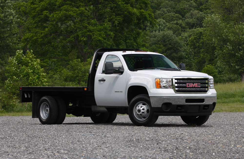 GMC Heavy Duty Truck Repair & Service