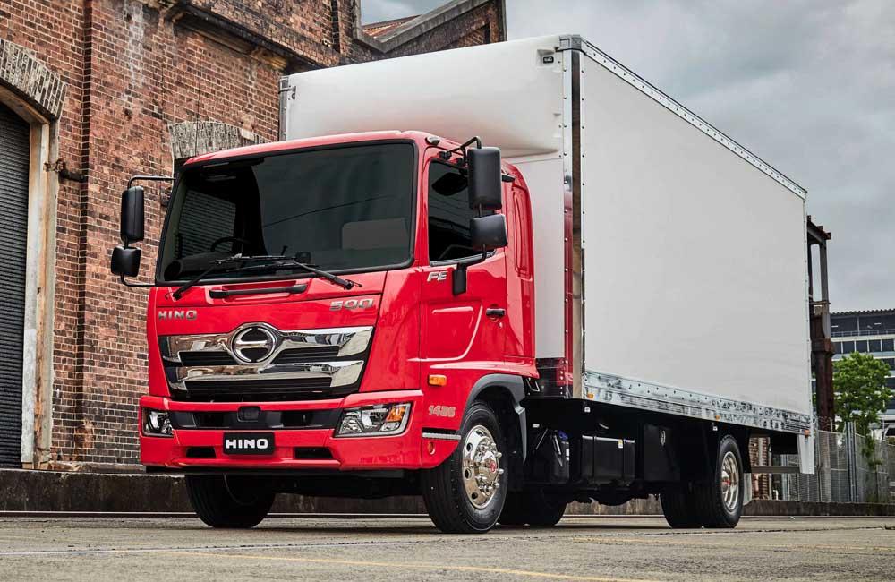 Hino Truck Repair & Service